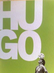 Portada libro Hugo