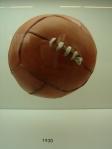 Balon de futbol 1930