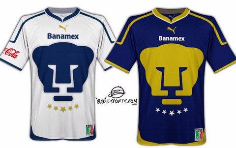 jersey Puma de Pumas