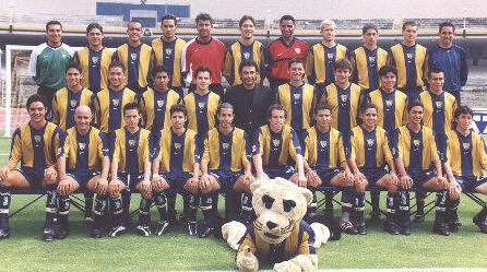 Uniforme Pumas