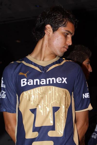 Playera Azul Pumas