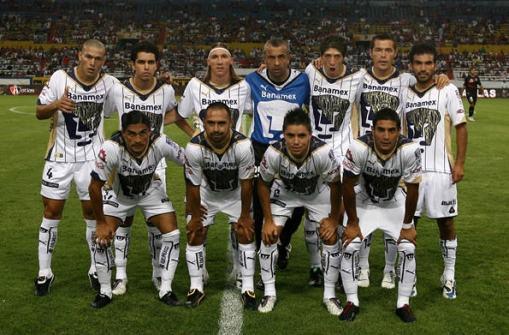 Pumas Apertura 09